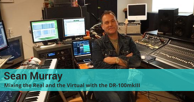 Capturing a World of Sounds with Sean Murray and the TASCAM DR-100mkIII